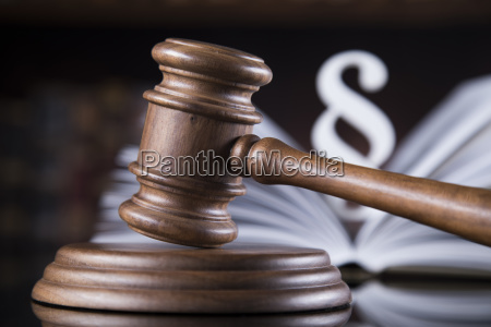 book law legal code of justice