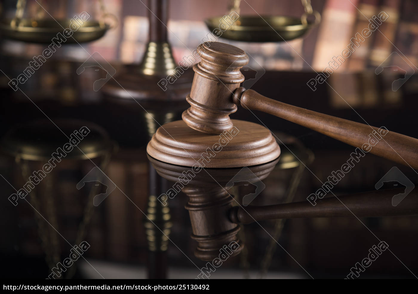 law, theme, , mallet, of, judge, , wooden - 25130492