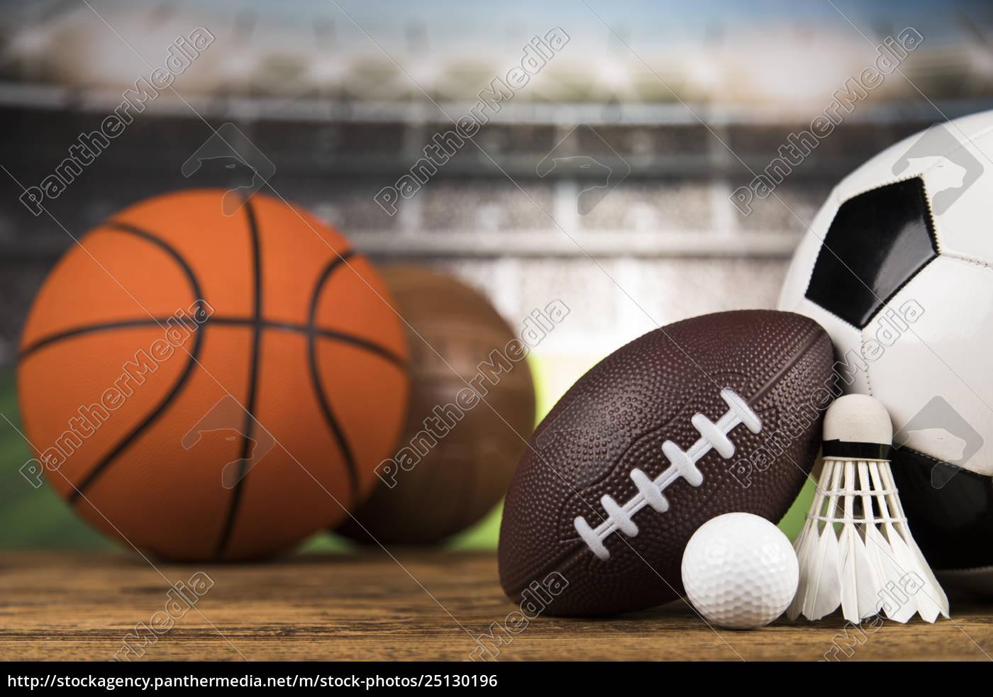 sport, equipment, and, balls - 25130196