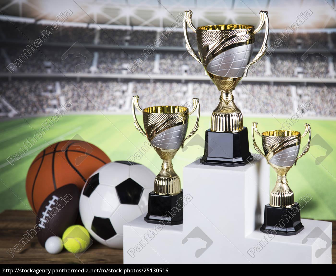 sport, podium, , cups, of, winners, award - 25130516