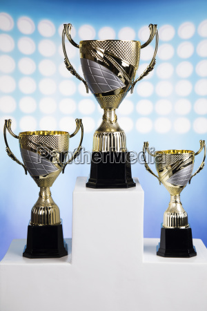 sport, podium, , cups, of, winners, award - 25130934