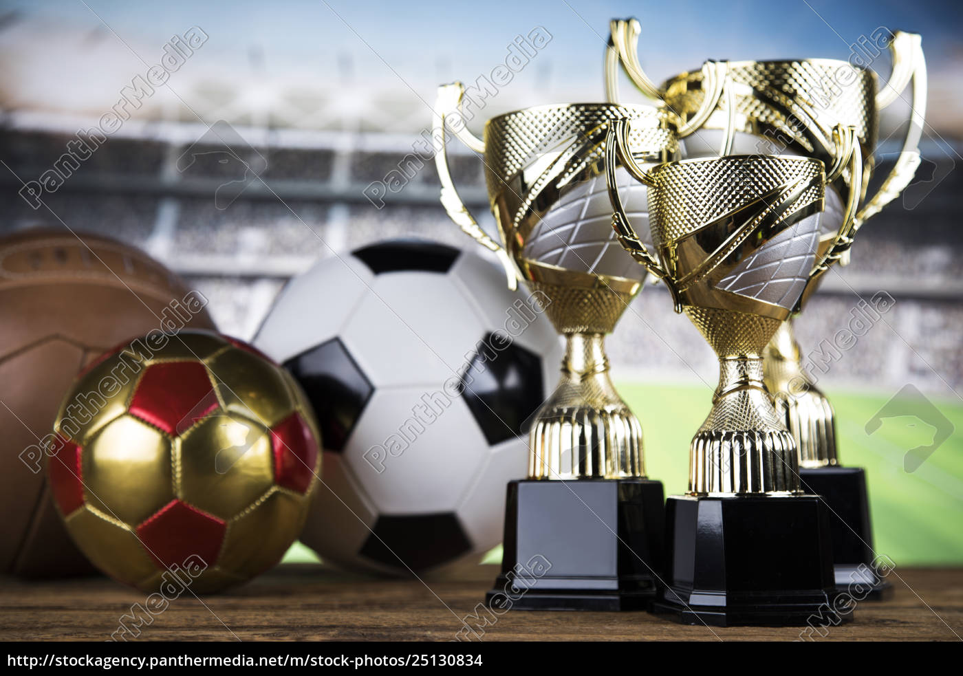 trophy, for, champion, , sport, background - 25130834