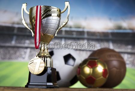winner, trophy, , , sport, equipment, and - 25130562