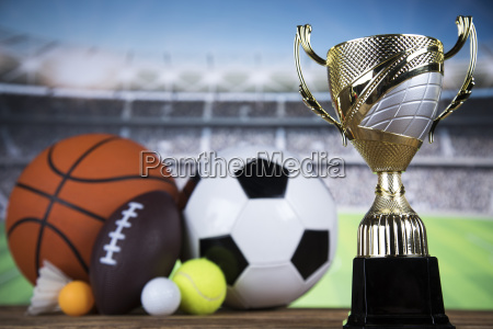 winner, trophy, , , sport, equipment, and - 25130738