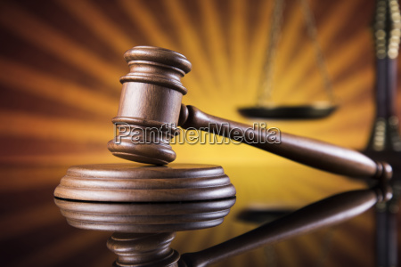mallet legal code and statue of