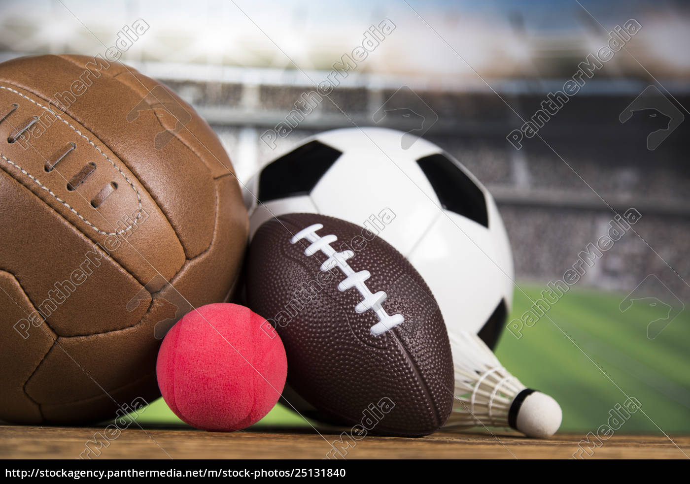 sport, , a, lot, of, balls, and - 25131840