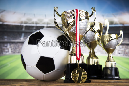 trophy, and, championship, concept - 25131634