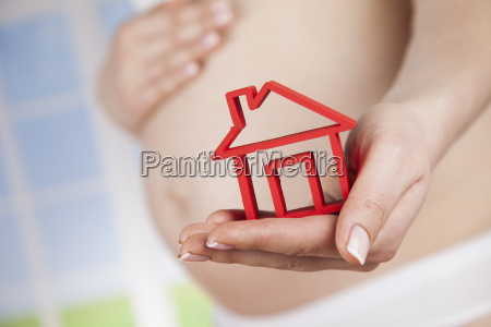 pregnant, new, home - 25134750