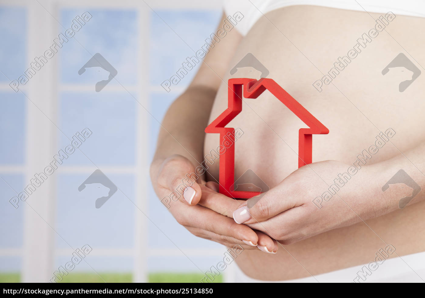 pregnant, new, home - 25134850