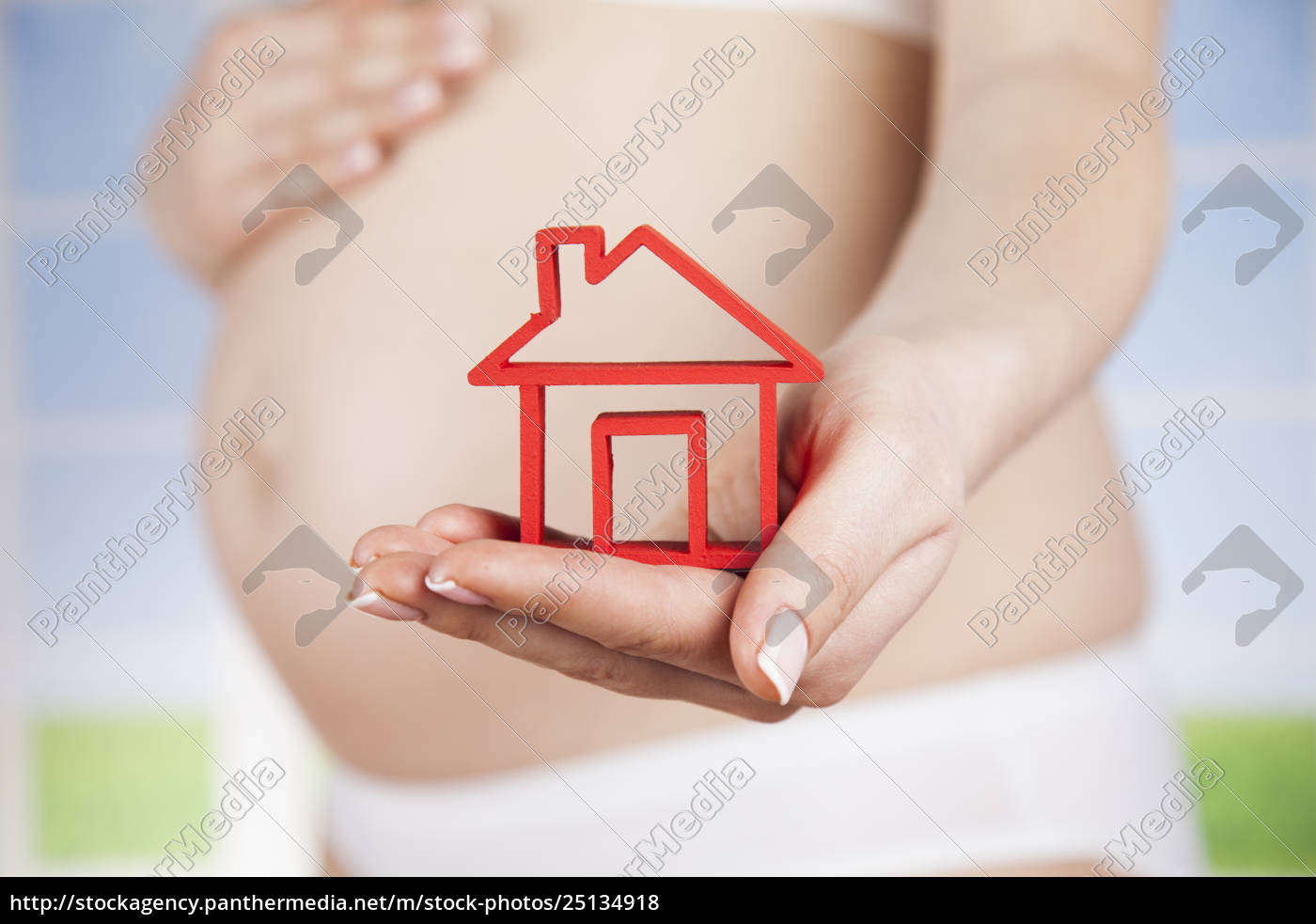 pregnant, new, home - 25134918