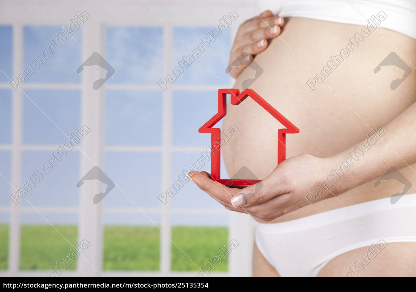 pregnant, new, home - 25135354