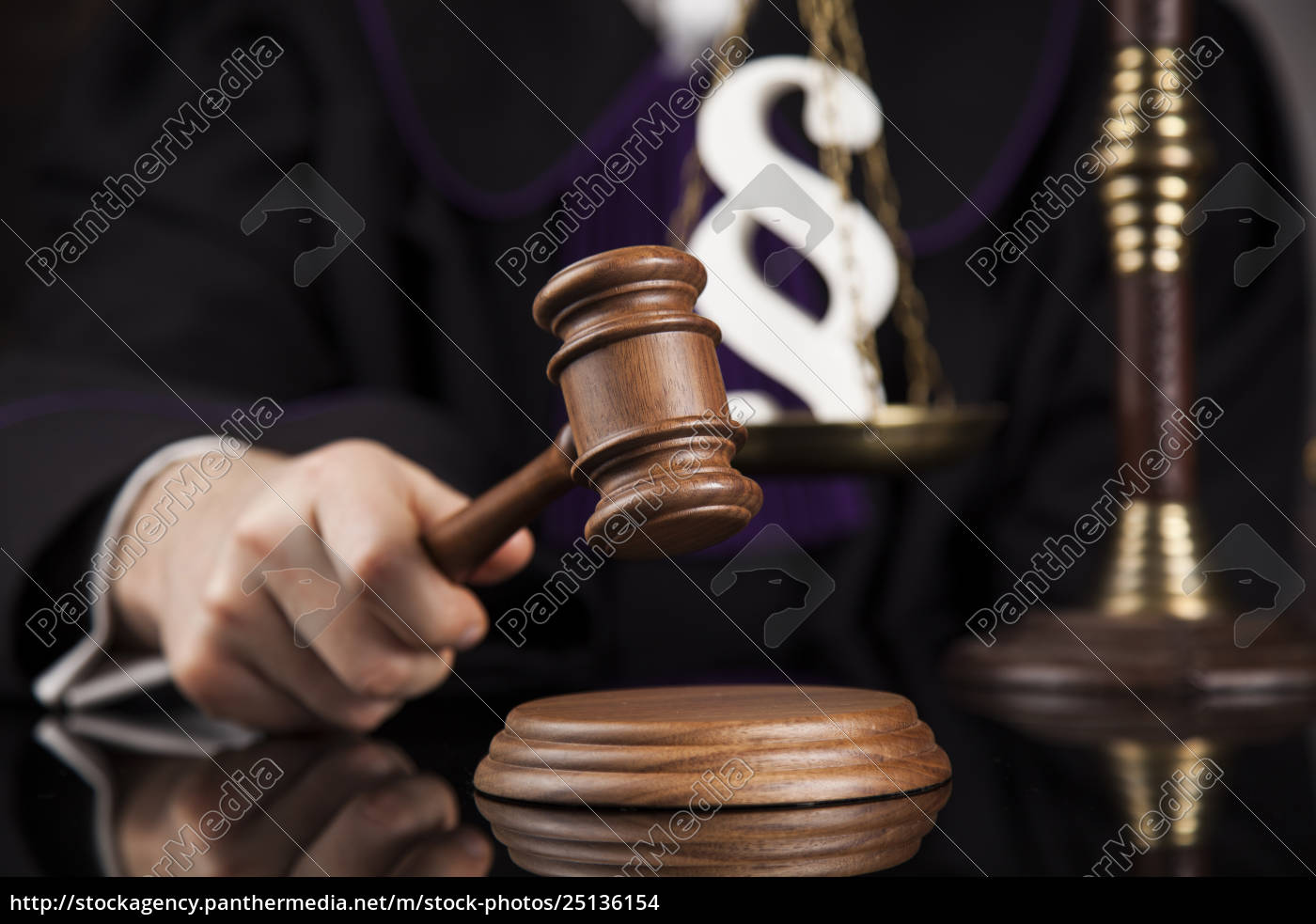 law, concept, , male, judge, in, a - 25136154