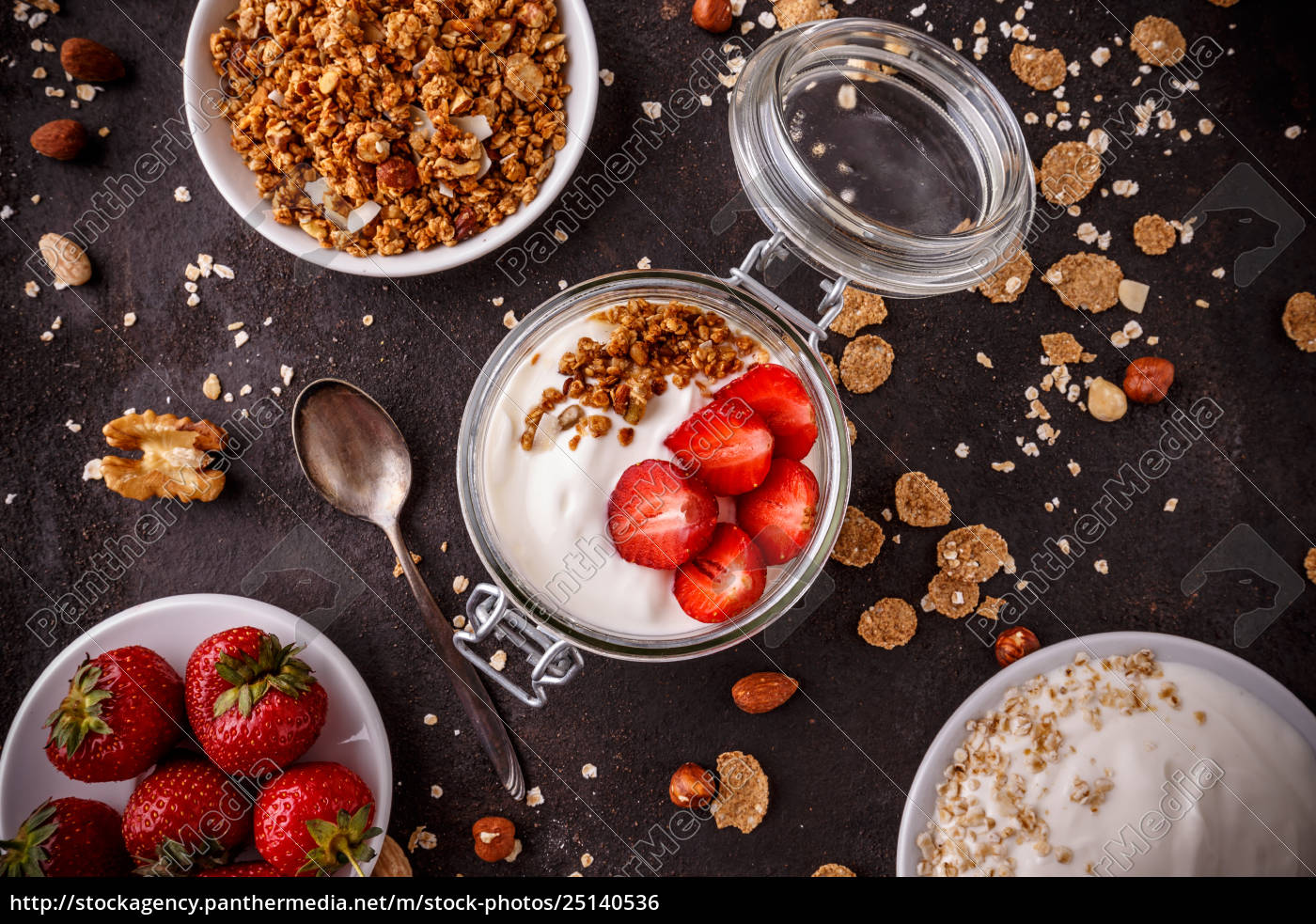 jarl, of, homemade, granola - 25140536