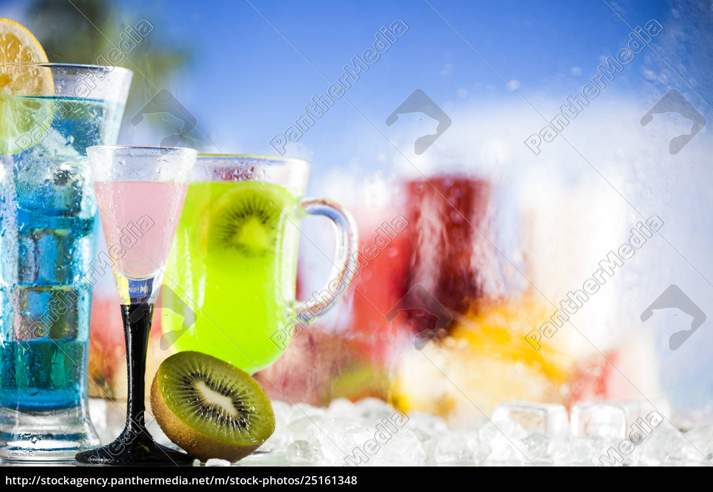 exotic, summer, drinks - 25161348