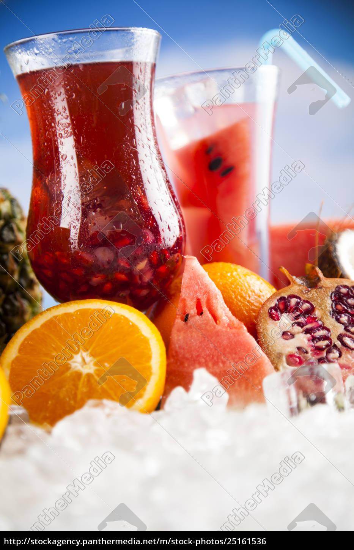 exotic, summer, drinks - 25161536
