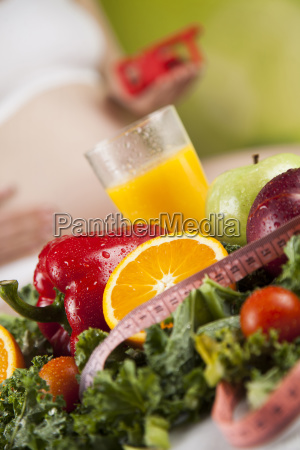 nutrition, and, diet, during, pregnancy, , fruits - 25161070