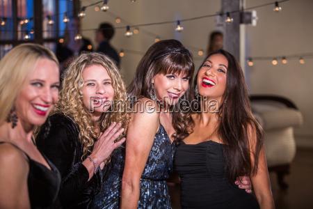 four, women, having, fun, at, a - 25164450