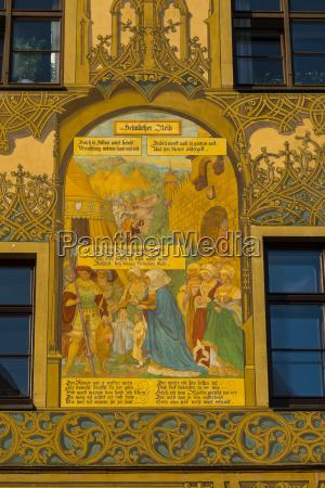 secret envy facade painting the largest