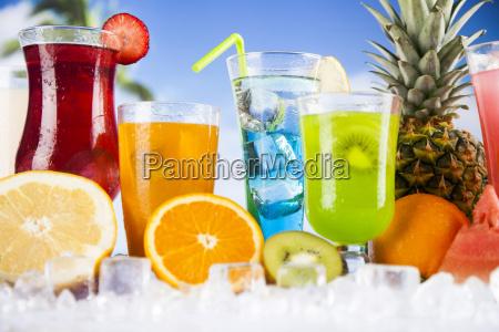 exotic, summer, drinks - 25206662