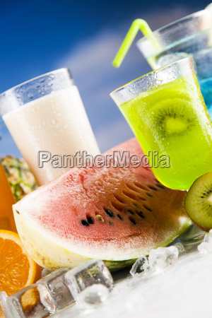 exotic, alcohol, drinks - 25207186