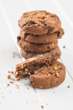 tasty chocolate cookies