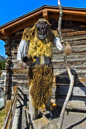 culture europe switzerland disguised masks civilizations