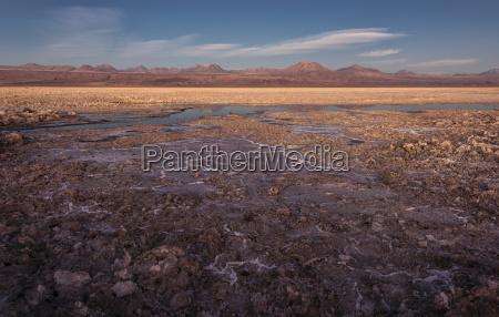 bucolic mountains waters desert wasteland american