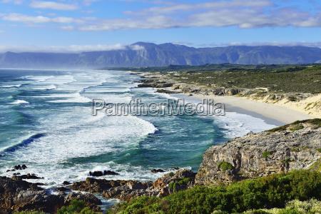 the plaat beach nature reserve de