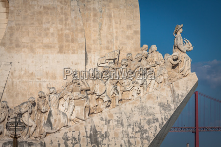 monument to the discoveries of new