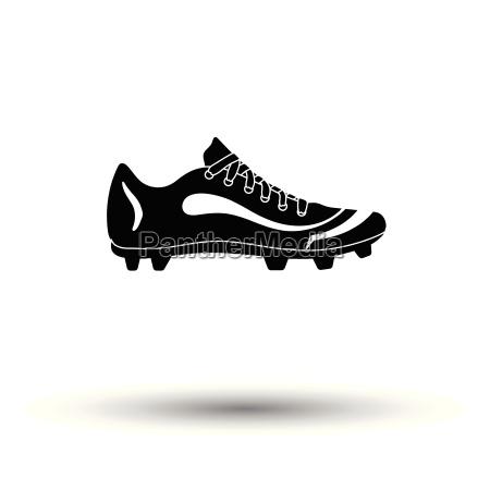 american football boot icon