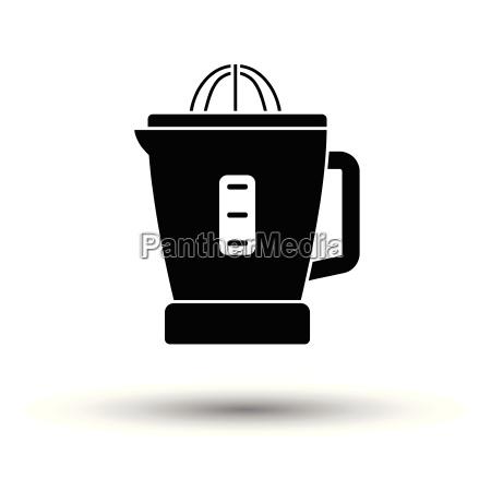 citrus juicer machine icon