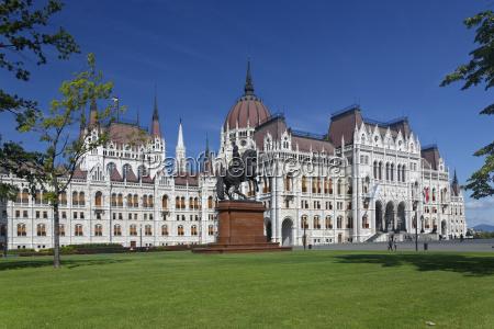 hungarian parliament building neo gothic plague