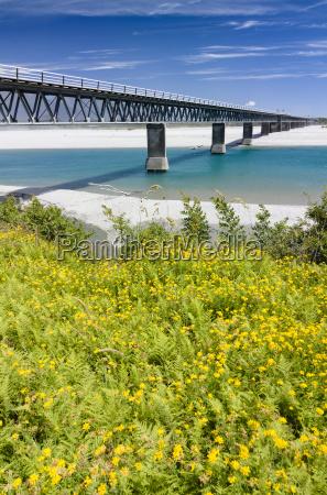 bucolic traffic transportation bridge transport bridges