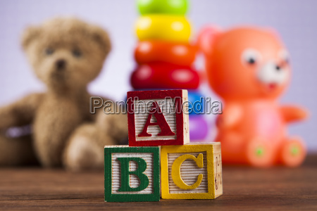 baby, world, toy, collection, on, on - 25314516
