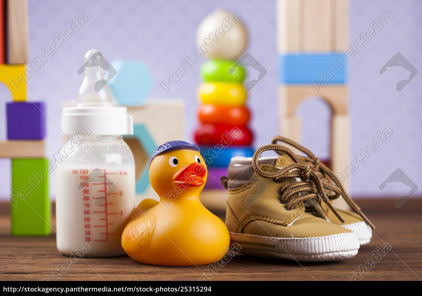 baby, world, toy, collection, on, on - 25315294