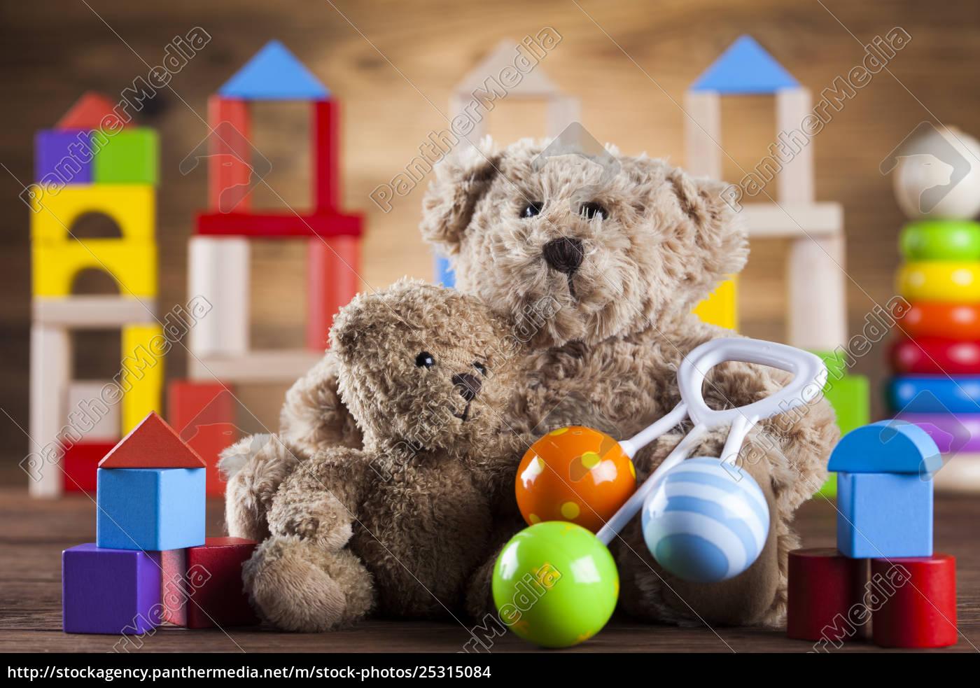 colorful, alphabet, blocks, , baby, toy - 25315084