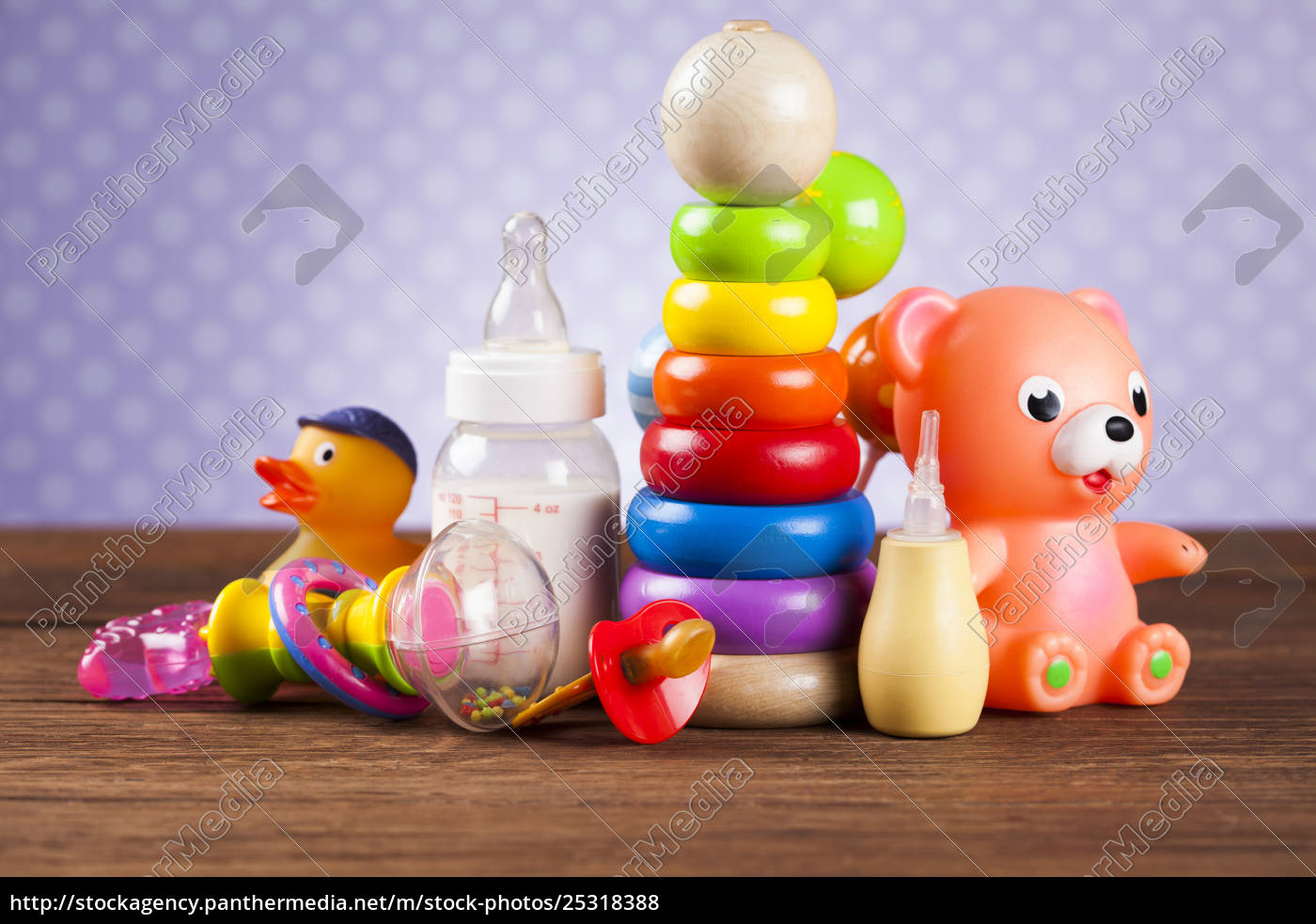 baby, world, toy, collection, on, on - 25318388