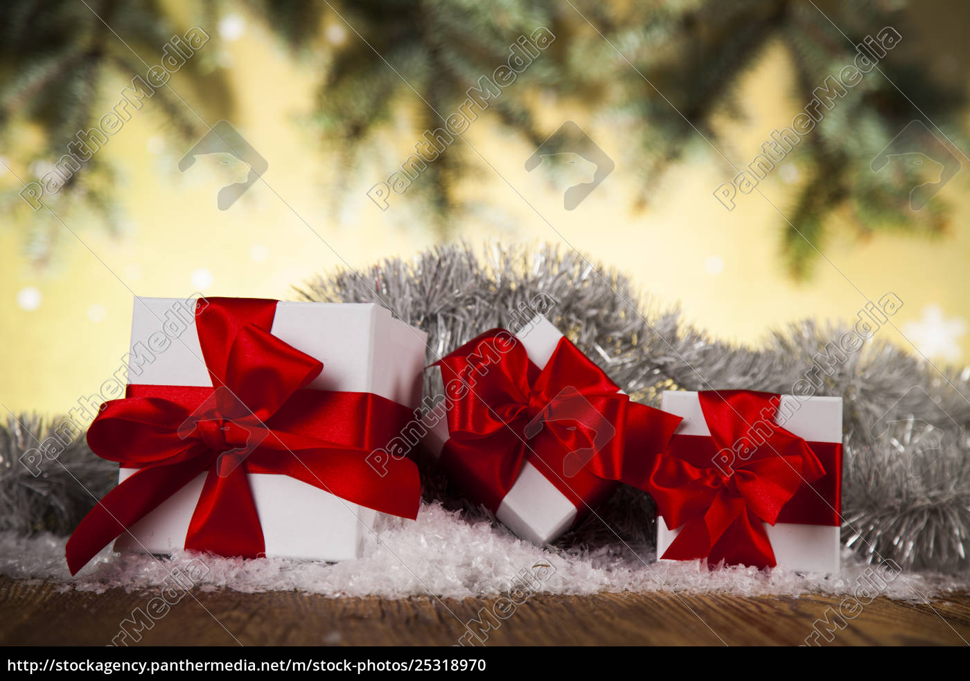holiday, christmas, background, with, stack, of - 25318970