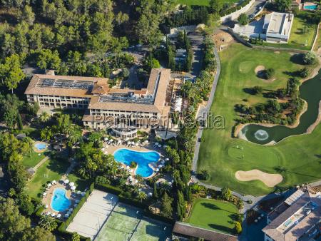 golfhotel son vida serra de tramuntana