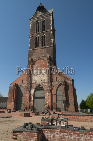 tower church europe anciently germany german