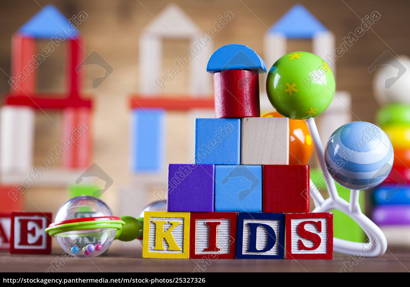 baby, world, toy, collection, on, on - 25327326