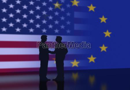 hand negotiate hands handshake contract symbolic