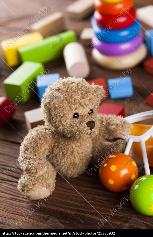 colorful, alphabet, blocks, , baby, toy - 25333932