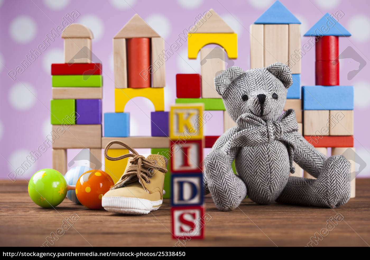 baby, world, toy, collection, on, on - 25338450
