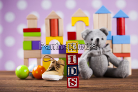 baby, world, toy, collection, on, on - 25338874