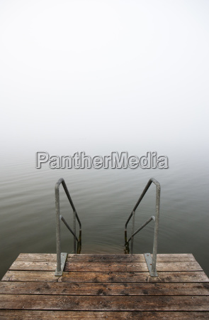 austrians fog europe mood bridge full