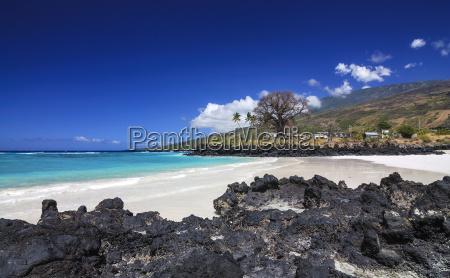 bucolic africa sights beach seaside the