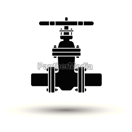 ultrasound diagnostic machine icon vector illustration