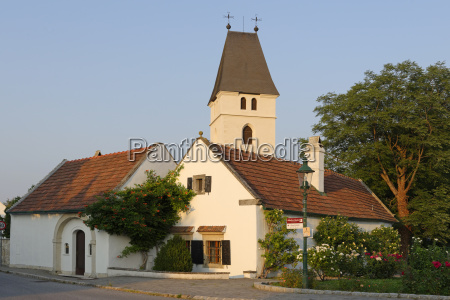 tower historical church national park austrians