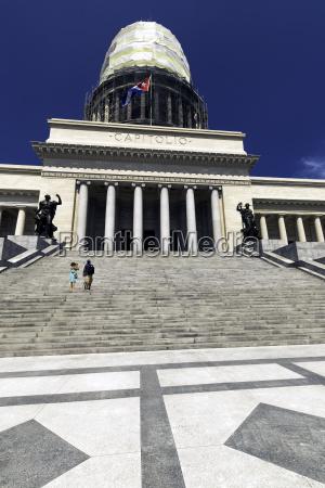 national capitol building el capitolio